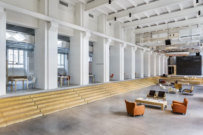 Linecheck Headquarter: Base Milano